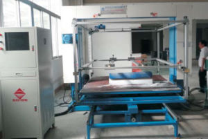 CNC Wire Polyurethane Foam Sponge Cutting Machinery in 2D/3D Shape pictures & photos
