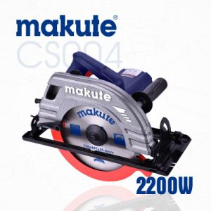 235mm 2200W Circular Saw with Soft Grip Handle pictures & photos