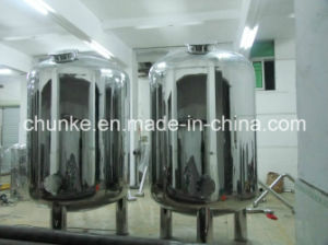 Industrial Stainless Steel Water Bag Filter for Water Treatment pictures & photos