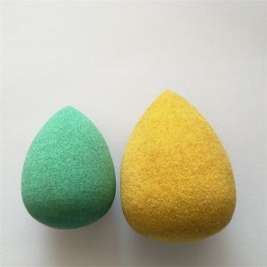 Hot! Hot! Hot! 2017 New Design Gold Makeup Sponge pictures & photos