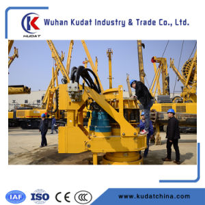 Rotary Drilling Rig with Hydraulic Motor pictures & photos