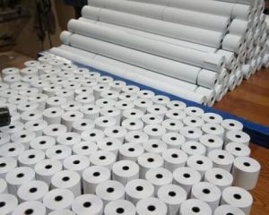 Thermal Paper for POS, ATM, Mobile Using pictures & photos