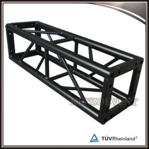 Cheap Black Aluminum Screw Modular Truss for Sale pictures & photos