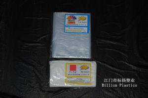 LDPE Food Bag Plastic Bag Easy Open Garbage Bag Rubbish Bag Polybag Gusset Bag pictures & photos