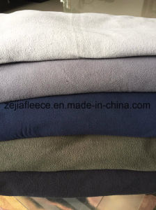 Super Soft DTY75D144f Micro Fleece for Lining pictures & photos