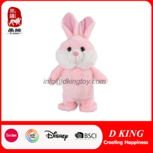 High Quality Stuffed Animal Standing Plush Rabbit Bunny Soft Toy pictures & photos