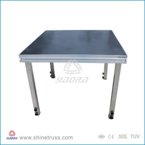 Aluminium Stage Mobile Stage Portable pictures & photos