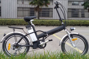Green Power Ebike 36V 250W Folding Electric Bike with 20′*1.95 Tyre pictures & photos