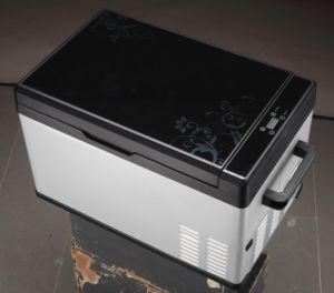 12V DC Compressor 40L Mini Car Fridge with Ce, RoHS pictures & photos