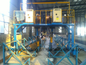Hot Sale T/H Beam Steel Structure Automatic Welding Machine pictures & photos