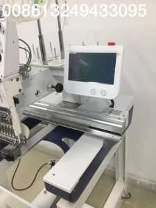 Wonyo Computer Monograming Machine Maquinas Bordadoras Industriales for Cap/T Shirt pictures & photos
