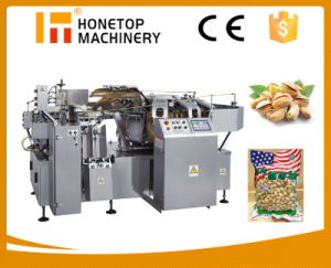Premade Pouch Fill Seal Vacuum Packing Machinery pictures & photos