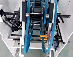 Gk-650A Paper Box Gluing Machine pictures & photos