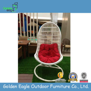 Comfort Outdoor Wicker Swing for Single Seat (W0010)