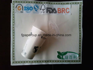 3oz PE Coated Cup Stock Paper for Drink pictures & photos