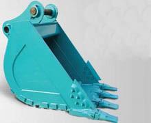 Kobelco Excavator Sk350 Heavy Duty Bucket pictures & photos