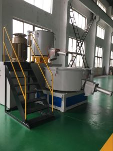 Ce Vertical Plastic Mixer Machine for PE PVC Pipe