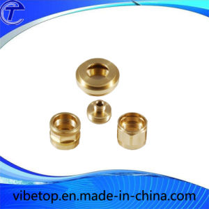 Customized High Precision Brass Parts by CNC Machinery pictures & photos