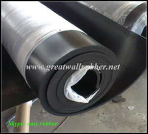 Waterproof Rubber Sheet by Rotocure, Roofing Sheet, EPDM Waterproof Membrane pictures & photos