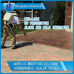 Hydrophobic Sealer Acrylic Modified Silicone Coating pictures & photos