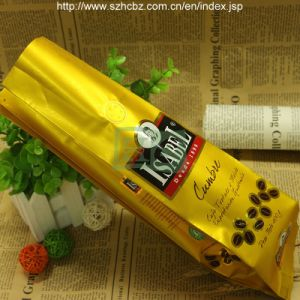 70g 100g 250g 500g 1kg 2kg Coffee Packaging Bag Stretch Film Plastic Bag pictures & photos