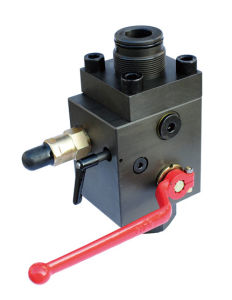 Carbon Steel Safety and Shut-off Block Valve Safety Control Valve pictures & photos
