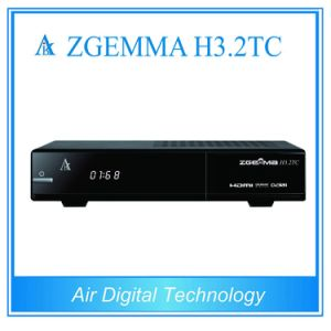Bcm7362 Dual Core Zgemma H3.2tc Combo Tuner DVB-S2+2*DVB-T2/C Multistream Satellite TV Receiver pictures & photos