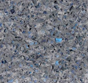 Artificial Quartz - jewelry Blue, Artificial Stone, Stone, Engineered Stone pictures & photos