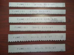 54X1.6mm Bimetal Band Saw Blade for Metal Cutting. pictures & photos