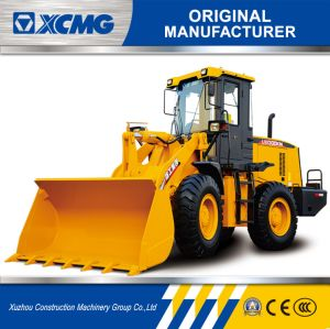XCMG Official 3ton 1.9m3 Wheel Loader for Hot Sale Lw300kn pictures & photos