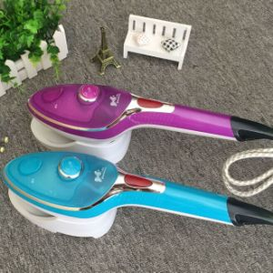 Hotel Electric Steam Iron with Teflon Soleplate Overheat Protection pictures & photos
