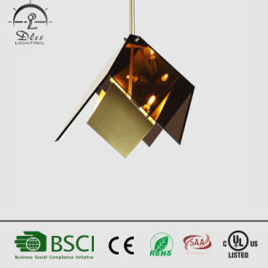 2017 New Deisng Glass Amber Color Modern Pendant Lighting LED Lamp pictures & photos