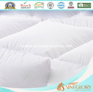 Luxury Professional Factury Microfiber Filling Down Alternative Quilt pictures & photos