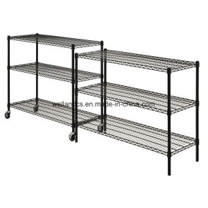 500lbs Heavy Duty Adjustable Metal Wire Shelf pictures & photos