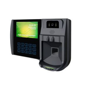 Multi Biometric Palm Vein Access Control System with 7 Inch TFT Color Screen pictures & photos