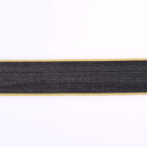 Tie Down Black Kevlar/Nylon/Cotton Elastic  Band for Seat Belts pictures & photos