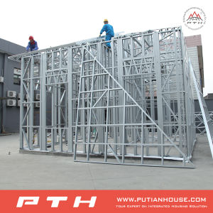 Low Prices of Prefabricated Small Steel Villa pictures & photos