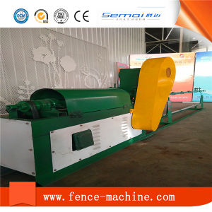 Automatic Steel Bar Straightening and Cutting Machine pictures & photos