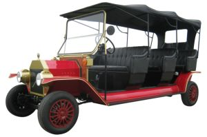 Royal 8 Seater Tourist Sightseeing Retro Electric Classic Cars pictures & photos