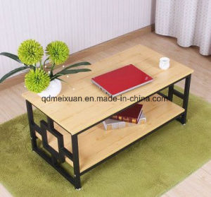 Contracted Sitting Room Solid Wood Tea Table Fashionable Coffee Solid Wood Tea Table Multifunctional Tea Table (M-X3819) pictures & photos