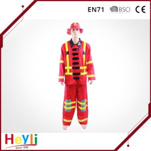 Adult Truckman Fireman Party Cosplay Costumes pictures & photos