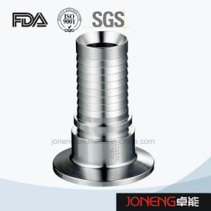 Stainless Steel Food Grade King Crimp Tri-Clover Stem (JN-FL4002) pictures & photos