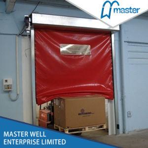 High Performance Flexible Self-Repairing Roll up Door pictures & photos