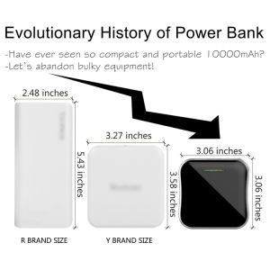 Ultra Slim Universal 10000mAh Power Bank for Ios and Android pictures & photos