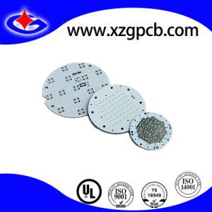 White Mask Rigid Aluminum Based LED PCB for Light pictures & photos
