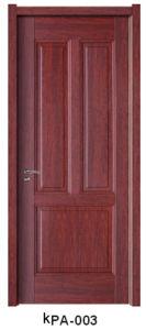 Eco-Friendly Free Paint Interior PVC Door (PVC laminated door) pictures & photos