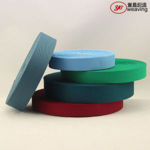 Good Quality Colorful Polyester Webbing pictures & photos