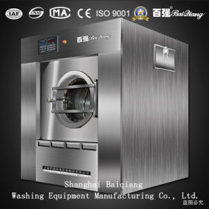 School Use Fully Automatic Laundry Washing Machine Washer Extractor (15KG) pictures & photos