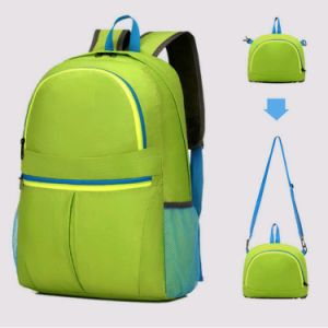 High Quality Folding Nylon School Sports Traveling Hiking Camping Backpack pictures & photos
