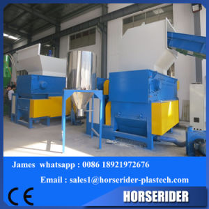 High Output Shredder Crusher Two in One for Big Plastic Lump pictures & photos